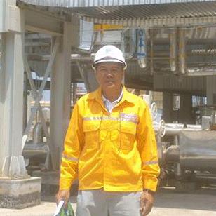 Anh Nguyễn Quang Ngọc - GIám Đốc Công ty Minh Phát