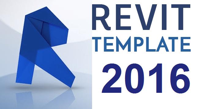 TEMPLATE REVIT 2016
