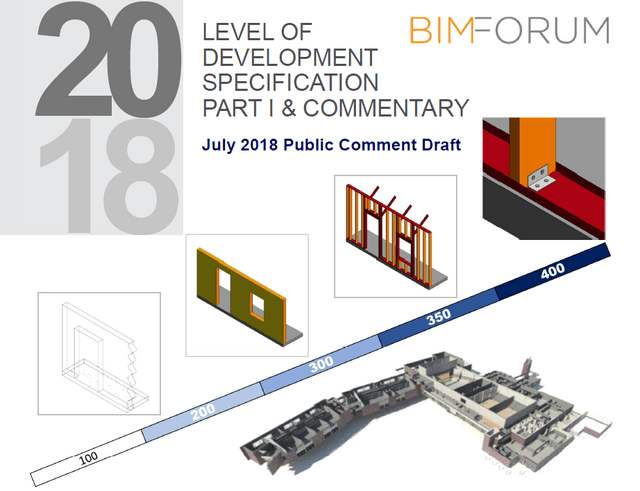 LEVEL OF DEVELOPMENT - SPECIFICATION 2018