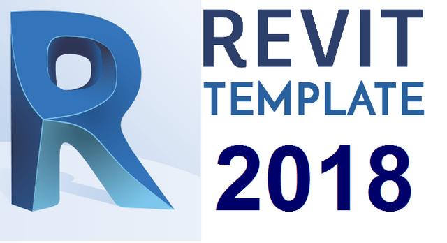 TEMPLATE REVIT 2018