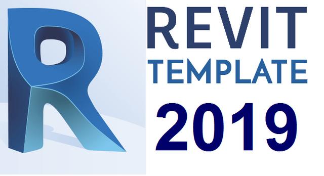 TEMPLATE REVIT 2019