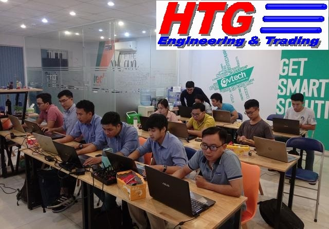 TRAINING REVIT MEPF -TẠI CÔNG TY HTG